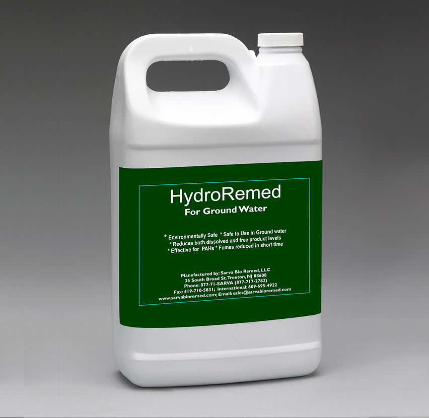 HydroRemed 1 G (3.785L): For free product in groundwater