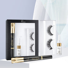 Load image into Gallery viewer, Trio Lash Set (Mascara + Glue + Eyelashes)