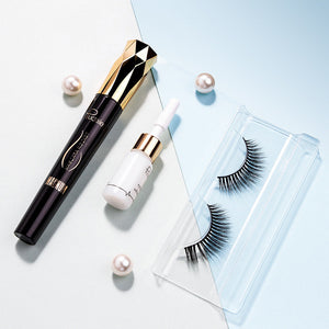 Trio Lash Set (Mascara + Glue + Eyelashes)