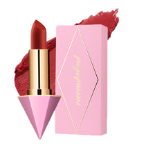 "Load image into Gallery viewer, ""Magic Moment"" Creamy Matte Lipstick - Limited Edition - Classic Red - Non-Drying"