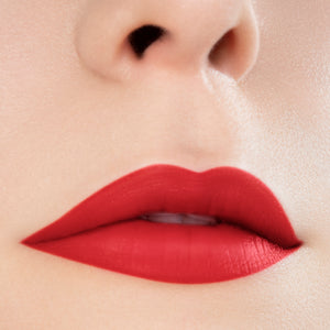 """Magic Moment"" Creamy Matte Lipstick - Limited Edition - Classic Red - Non-Drying"