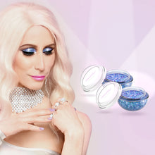 Load image into Gallery viewer, Fantasy Diamond Glitter Cream - No Glue Needed - Eyeshadow (PROMOTIONAL OFFER)