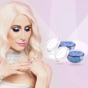 Fantasy Diamond Glitter Cream - No Glue Needed - Eyeshadow (PROMOTIONAL OFFER)