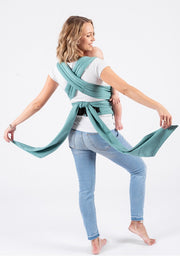 ISARA Quick Half Buckle, Aquamarine