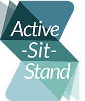 Active-Sit-stand logo. home of true ergonomic furniture for home and office