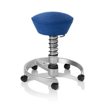Chair With Wheels >> Swopper Living Active Chair With Wheels