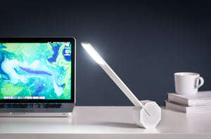 Gingko Octagon One portable Desk Light