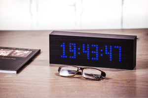 Gingko Message Click Clock