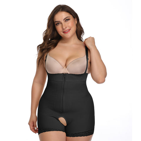 Image of Plus Size Shapewear Bodysuits S-6XL