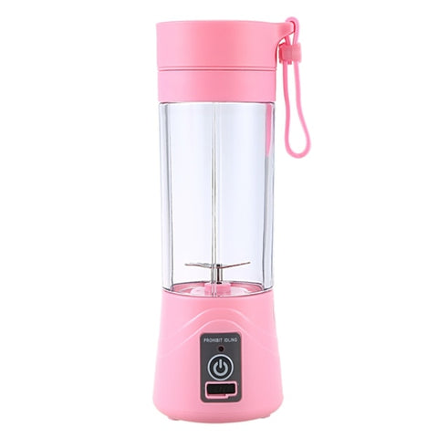 380ml USB Rechargeable Mini Juicer Blender