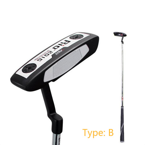 Image of Golf Sport Clubs Putter Push Rod with Stainless Steel Head