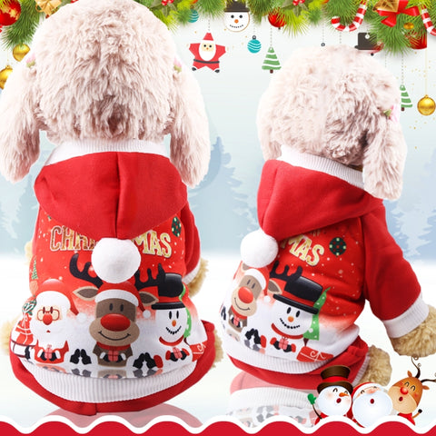 Image of Christmas Dog Sweater