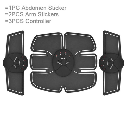 Image of Smart  Wireless Muscle Stimulator Trainer