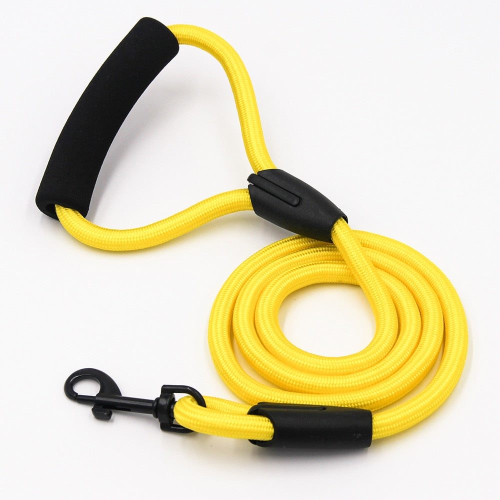 Nylon Pet Leash For Dogs & Cats