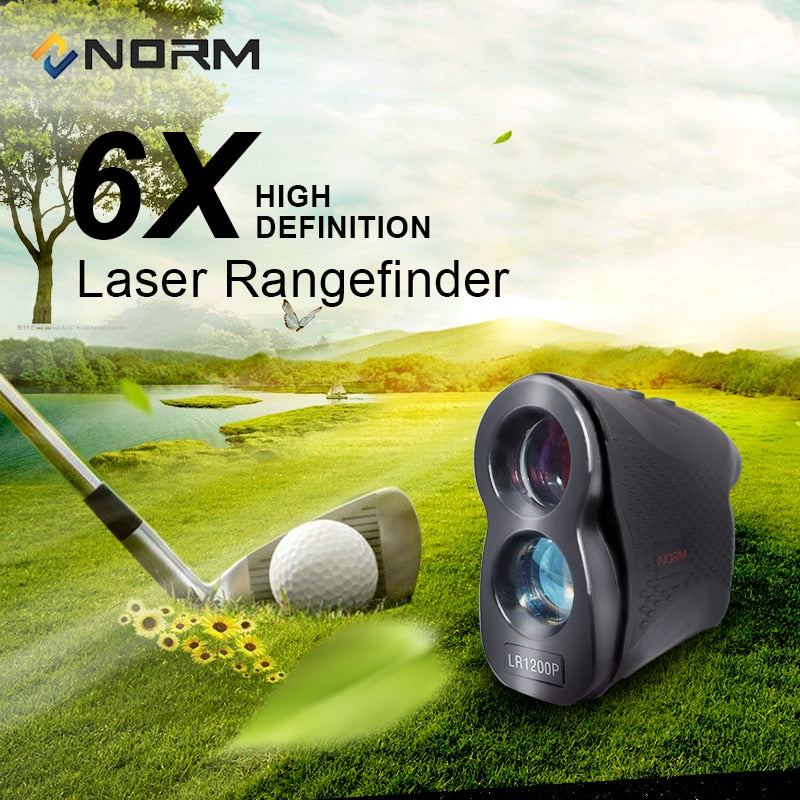 Laser Rangefinder 600M 900M 1200M 1500M Laser Distance Meter for Golf Sport, Hunting, Survey