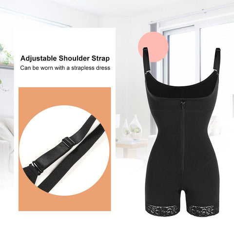 Plus size S-5XL Body Shaper