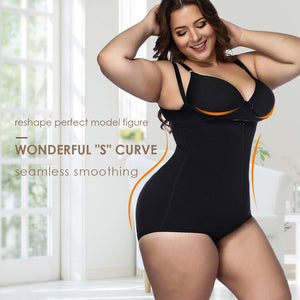 Plus size Slimming Body Shaper  S-5XL