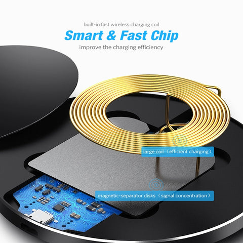 Image of Fast Wireless Charger Pad