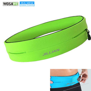 Running Waist Mobile Phone Holder Jogging Filp Belt
