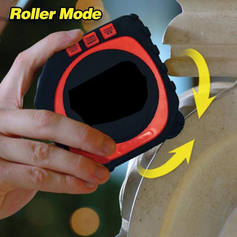 3 in 1 Measuring Tape With Roll Cord Mode Rangefinder