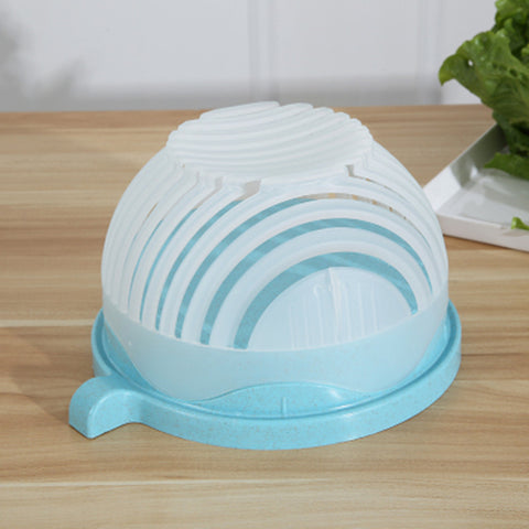 Image of Salad Cutter Bowl