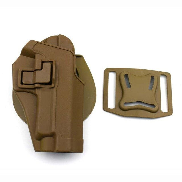 Military Sig Sauer P226 P228 P229 Gun Holster Airsoft Pistol Shooting Tactical Hand