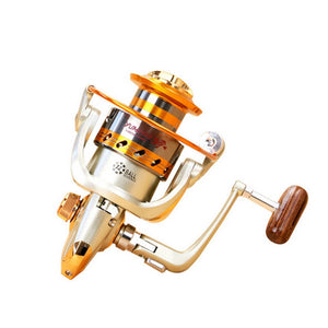 Aluminum Fishing Reels 12BB