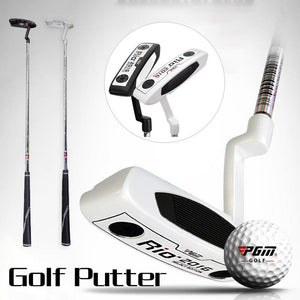 Golf Sport Clubs Putter Push Rod with Stainless Steel Head