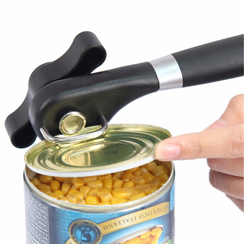 Image of Stainless Steel Safety Cut Can Tin Opener