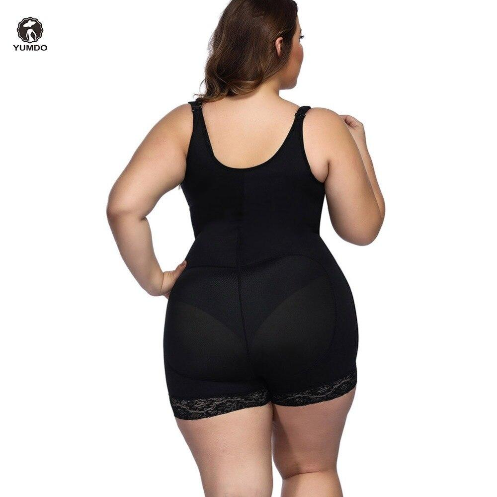 Plus Size Waist trainer Shapewear