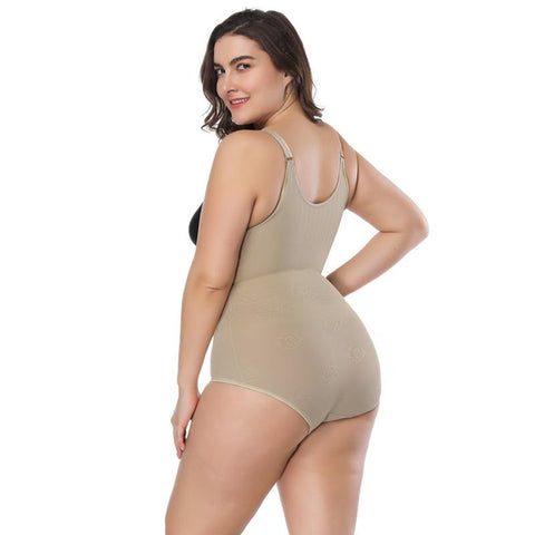 Image of Plus Size Slimming Shaper Underwear