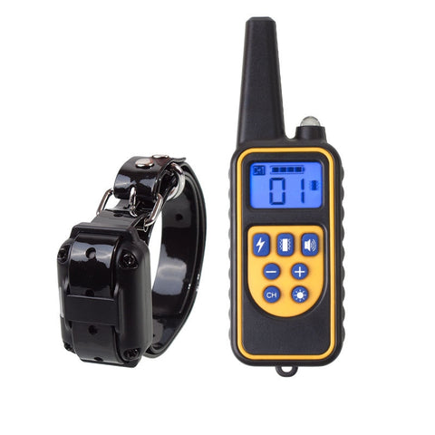 Electric Dog Training Collar Pet Remote Control