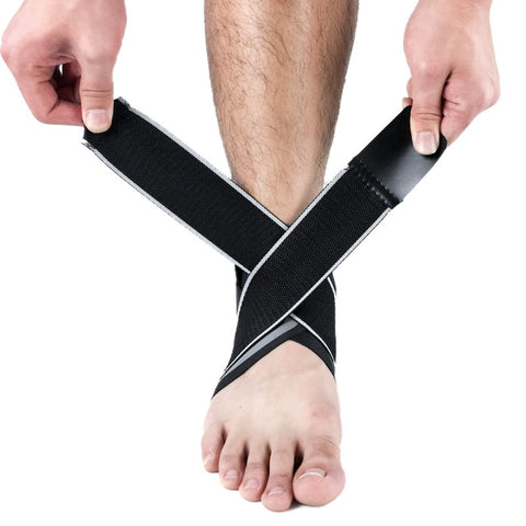 Image of Sport Ankle Support Strap Elastic High Protect