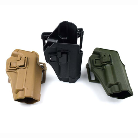 Image of Military Sig Sauer P226 P228 P229 Gun Holster Airsoft Pistol Shooting Tactical Hand Gun Waist Holster Right Hand Belt Holster