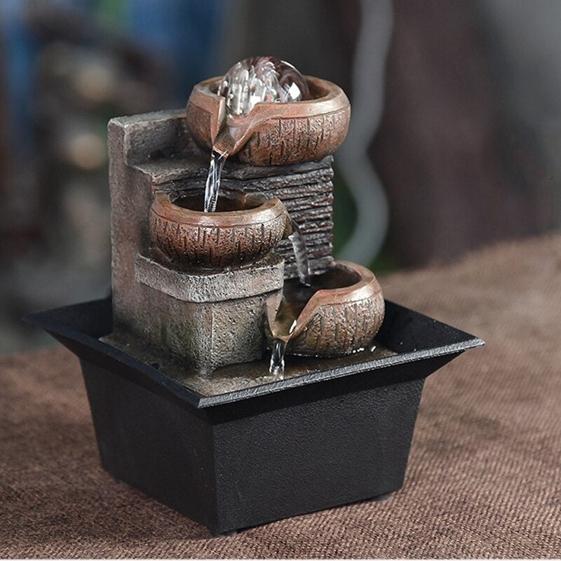 Indoor mini Waterfall