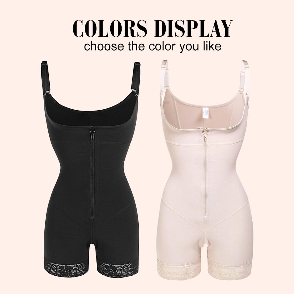 Plus Size XS-6XL Shapewear