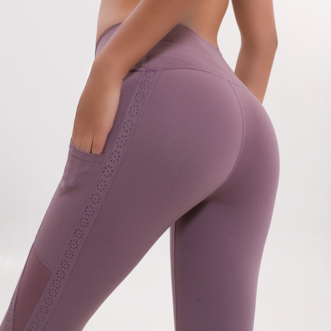 Side Pocket Sports Legging