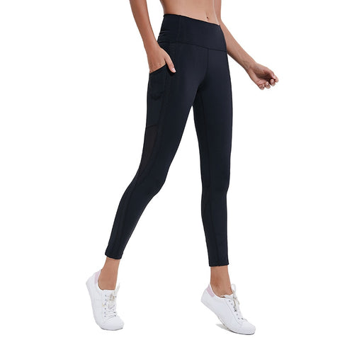 Image of Side Pocket Sports Legging