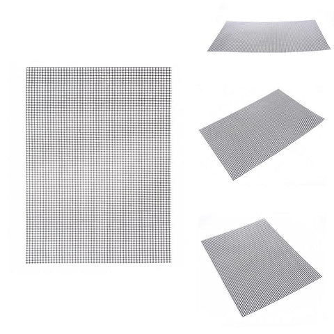 Image of Grid Shape BBQ Mat