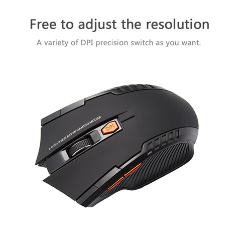 2.4GHz Game Wireless Mouse