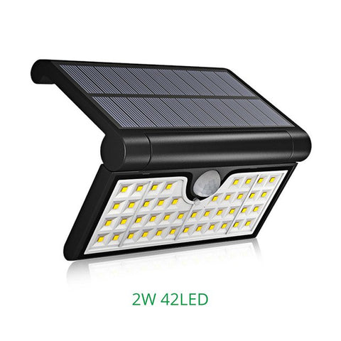 Outdoor Solar Wall Led Lighting