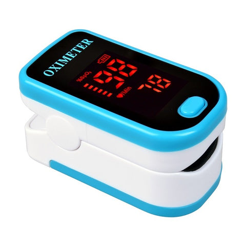 Image of Finger Pulse Oximeter