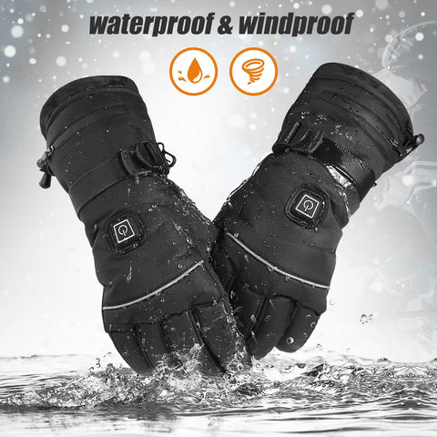 Image of Electric Heated Gloves