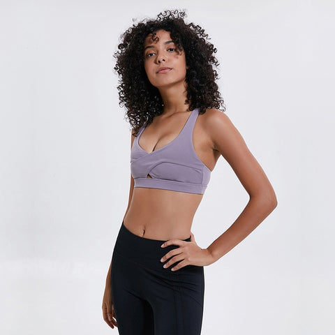 Image of Push Up Sports Bra