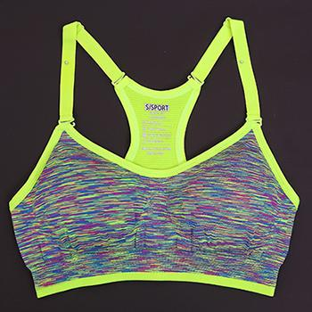 Image of Running Fitness Sports Bra