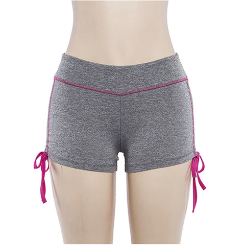 Low Waisted Fitness Shorts