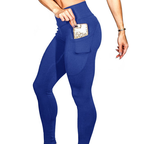 Image of Running Pants With Pockets