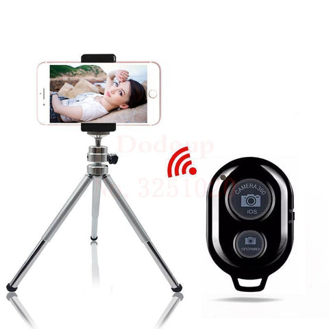 Neat Entropy Bluetooth Remote Extendable Tripod