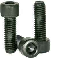 "7/16-14x2"" Hex Socket Cap Screw Partially Threaded Alloy Steel -- Bulk Quantity: 250"