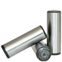 M3X8mm Dowel Pins Alloy Steel Through Hardened Plain DIN6325